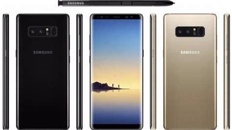Resmi Samsung Galaxy Note 8 teknoloj箘 haberleri