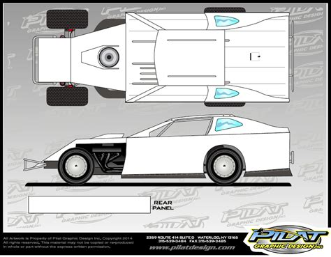 race car template dirt modified template related keywords suggestions
