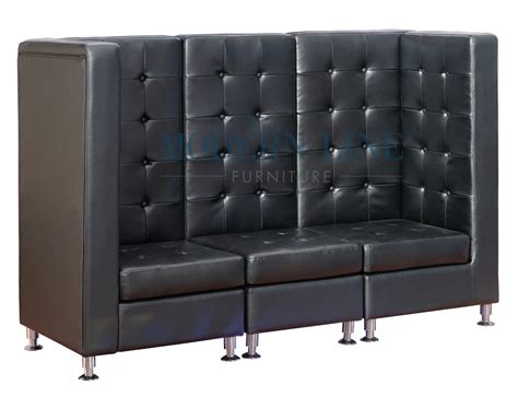 modular banquette modern line furniture commercial furniture custom made