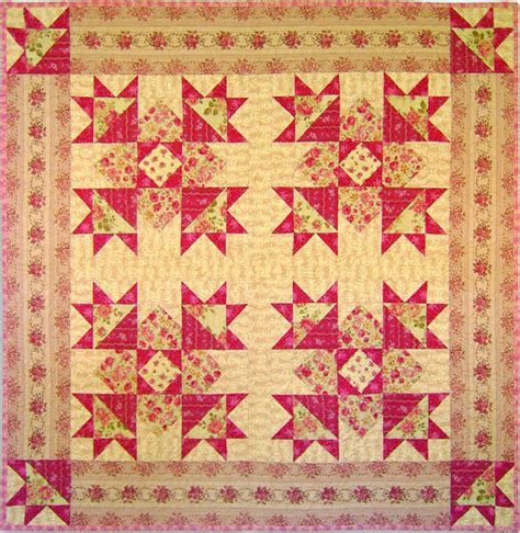 quilt pattern rose mary rose antique free pattern robert kaufman fabric company