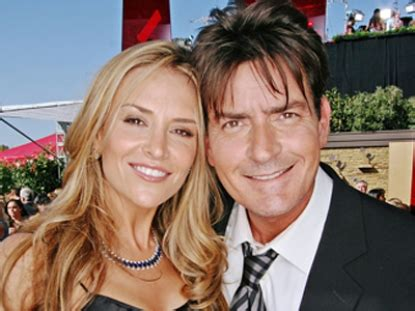 Sheen Richards Are Officially Divorced by Sheen And Mueller Are Officially Divorced