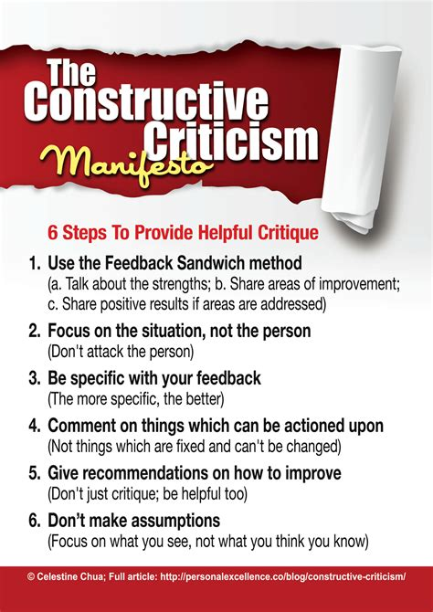 8 Tips For Giving And Receiving Criticism by Manifesto Constructive Criticism Large Gif 1000 215 1415
