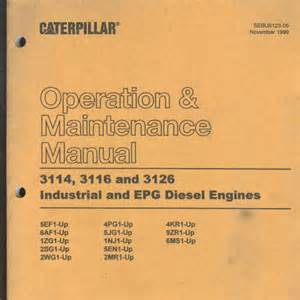 3126 cat engine manual submited images