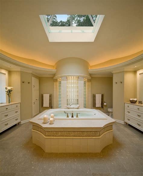 bathroom skylight luxury bathrooms with gorgeous skylights maison