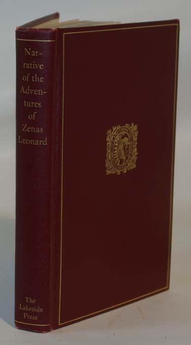 narrative of the adventures of zenas leonard classic reprint books books on the fur trade and mountain