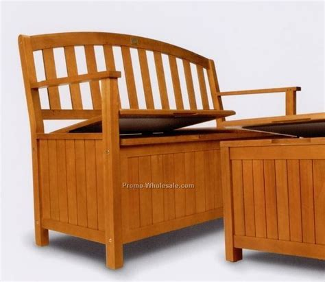 cooler bench 75 can eucalyptus wood bench cooler wholesale china