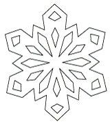 printable snowflake stencils www imgkid com the image 1000 ideas about snowflake template on pinterest paper