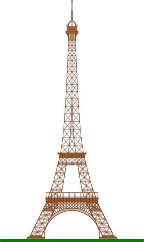 Home Of The Eifell Tower Eiffel Tower Paris Clip Art At Clker Com Vector Clip Art