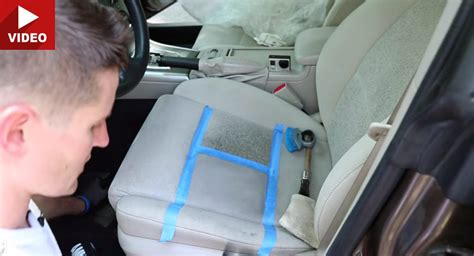 how to clean car seat upholstery pro shares tricks on how to clean cloth seats