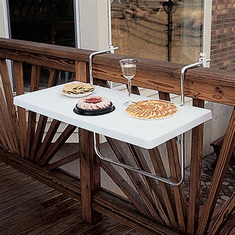 hanging balcony table ikea amazingly pretty decorating ideas for tiny balcony spaces