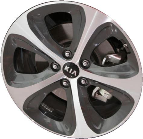 Kia Rondo Tire Size Kia Rondo Wheels Rims Wheel Stock Oem Replacement