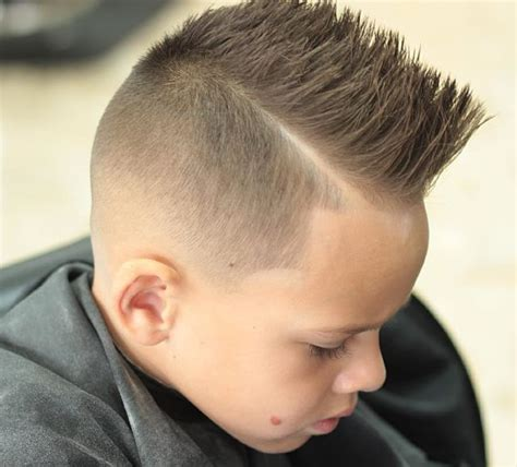 Hairstyles For Boy by Boys Haircuts 14 Cool Hairstyles For Boys With Or