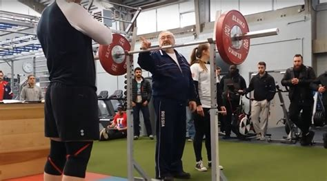 russian bench press cycle russian powerlifting cast iron strength