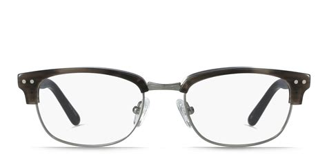 44 stepper gray w silver cheap eyeglasses deal