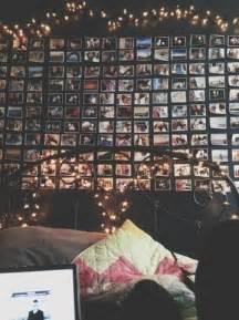 Lights In Bedroom Ideas tumblrwand tumblrbilder wand tumblr bilderwand