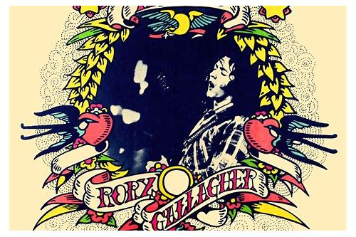 descarga del album rory gallagher acoustic