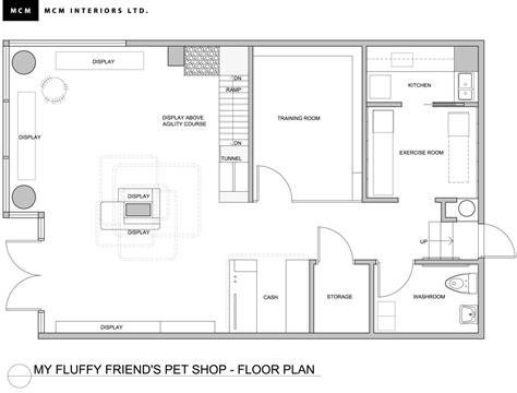 dog grooming salon floor plans pet store design layout google search pets and