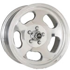 Custom Drilled Truck Wheels American Racing Rod Ansen Sprint Slot Mag Vna69