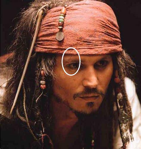 johnny depp as captain jack sparrow jack sparrow costuming a pirate s compendium