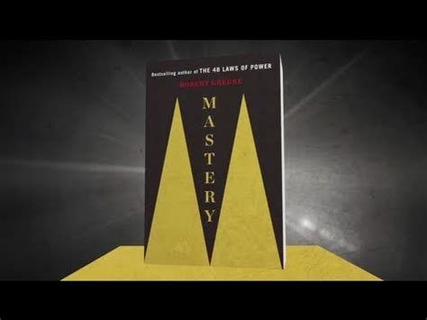 mastery the robert greene learning the secret to mastery an interview with robert greene