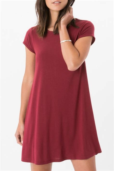 jersey swing dress zsupply jersey swing dress from providence by queen of