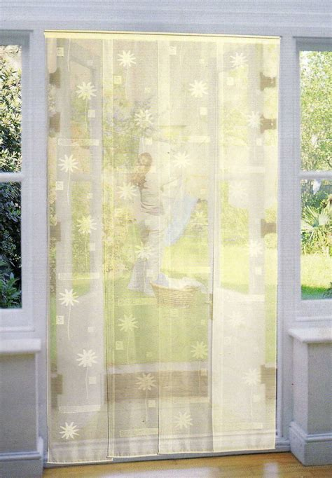 screen curtain door curtain for screen door decorate the house with