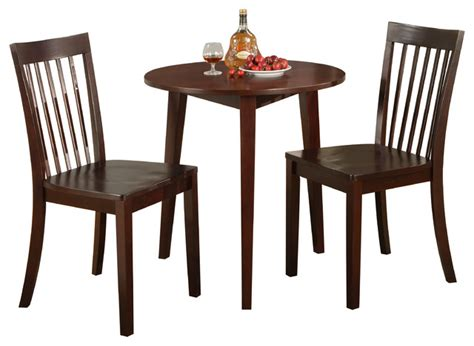 cherry kitchen table and chairs 30 quot cherry finish wood dining room kitchen table and 2 chairs dining tables by