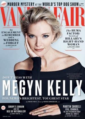 Vanity Fair Magazine Publisher Megyn Vanity Fair Magazine February 2016