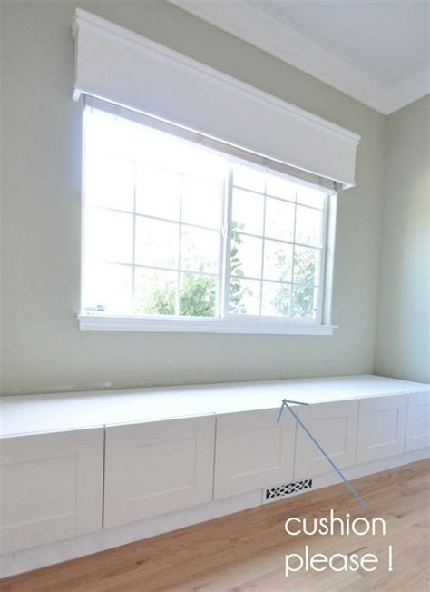 ikea window bench hack centsational girl 187 blog archive 187 we have a window seat