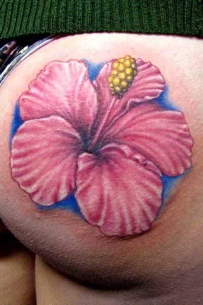 tatuaggio fiore ibisco i pi 249 bei tatuaggi con il fiore di ibisco e il loro