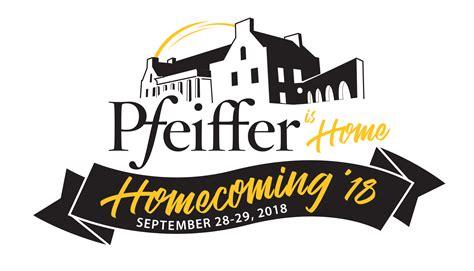 home my pfeiffer homecoming 2018 pfeiffer university