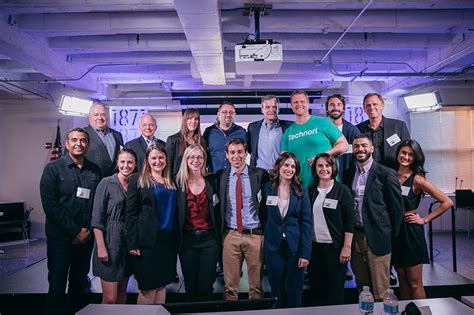 Depaul Weekend Mba by Depaul Celebrates One Year Partnership With Chicago S 1871