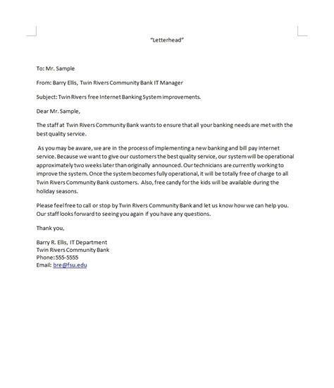 negative business letter sles negative business letter exle letter of recommendation