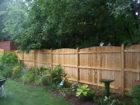 Fence Ideas For Small Backyard Ideas Backyard Small Fences Choosing The Right Backyard Fences For Your Home Landscape Your