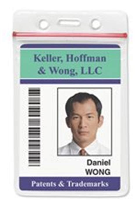 vertical id card template word free photo id badge template free photo id badge template