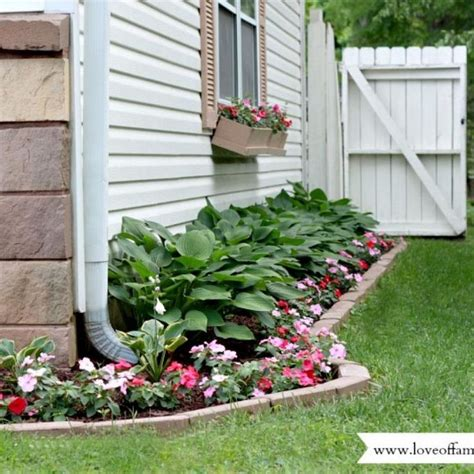 create curb appeal side yard makeover creating curb appeal