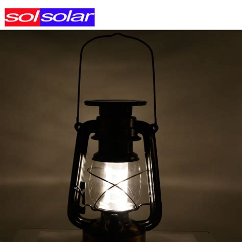 Led Solar Lantern Classic Solar Power Led Solar Light Solar Powered Lantern Lights