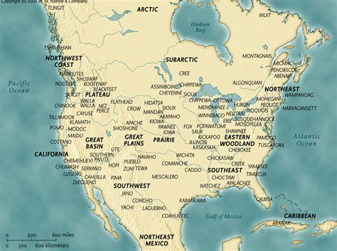american tribes map the world s catalog of ideas