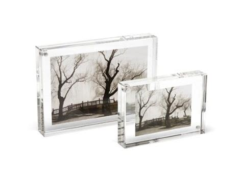 magnetic glass frames table numbers weddingbee