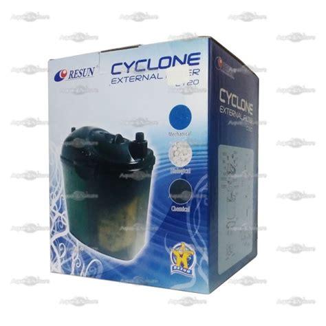 External Filter Resun Cy 20 cyclone external filter cy20 resun aqua4nature
