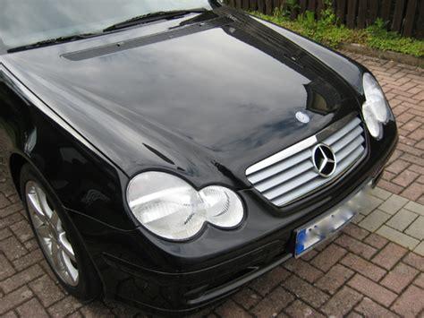 Auto Selber Lackieren Kompressor by Auto Mercedes C Sportcoupe Cl203 180 Kompressor