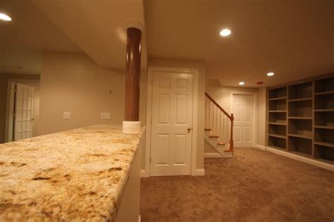 5 tips for creating an amazing finished basement space in