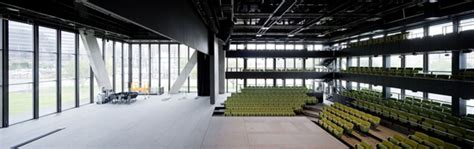 Oma Interiors by Wyly Theatre In Dallas By Rex Oma Of An Architect