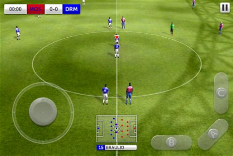 dream league soccer 2017 graphics android red