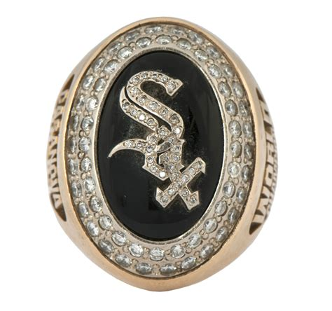 lot detail 2005 chicago white sox world series chions