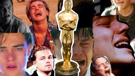 oscar film leaks someone quot leaked quot leo dicaprio s oscar speech and spoiler