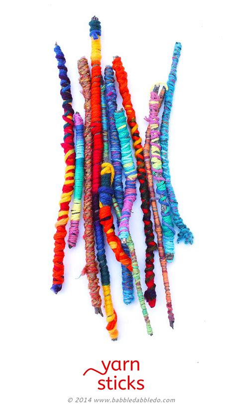 easy craft stick projects easy crafts for yarn sticks discover best ideas