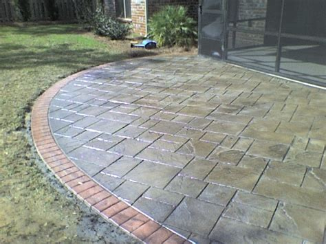 stained concrete creative ways you can improve your