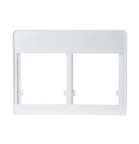 Cover Shelf by Ge Gtt18fbrfrww Crisper Vegetable Cover Shelf Frame No Glass Genuine Oem
