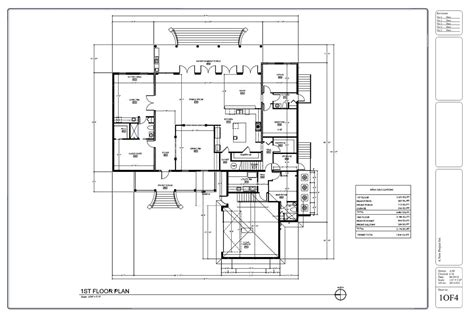 revit floor plans drafting by ids
